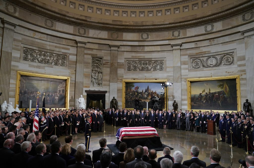 Texas A&M University to Close for President George H.W. Bush's Funeral