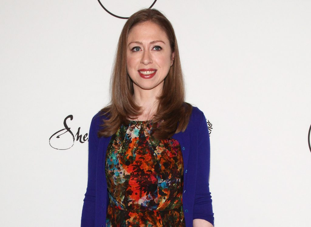"Chelsea Clinton is collaborating with illustrator Gianna Marino on  the book ""Don't Let Them Disappear,"" Penguin Young Readers announced Monday."