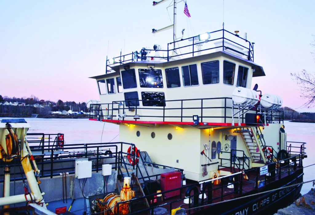 second phase of saco river dredging project to begin  at