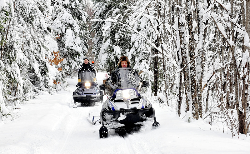 18b1783fca2 Snowmobilers gear up for season