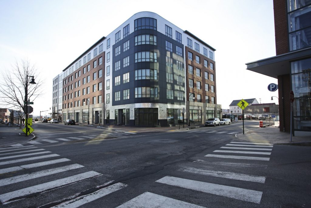 "Newly opened, the AC Hotel at 156 Fore St. adds 178 rooms to Portland's hot hospitality market, which has easily absorbed hundreds of rooms in expensive waterfront hotels added in the last five years. ""Eventually, it has to catch up,"" says broker Nicholas Farrell."