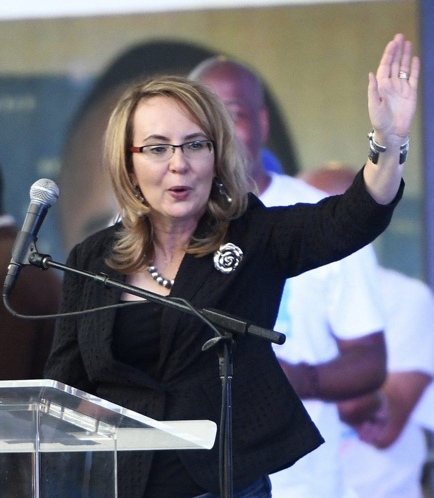 Tuesday will mark the eighth anniversary of the day that former U.S. Rep. Gabby Giffords was shot.