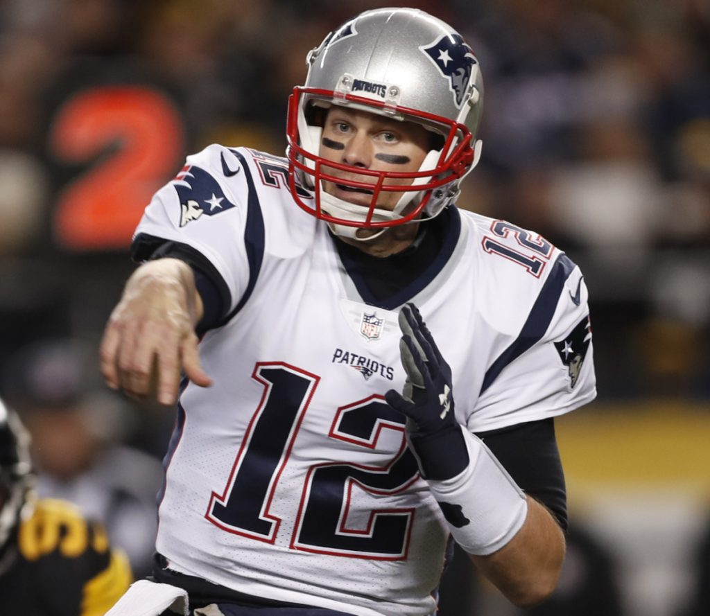 Tom Brady's critics will tell you the Patriots quarterback had a down year, but it's tough to bet against a guy who has played in eight Super Bowls.