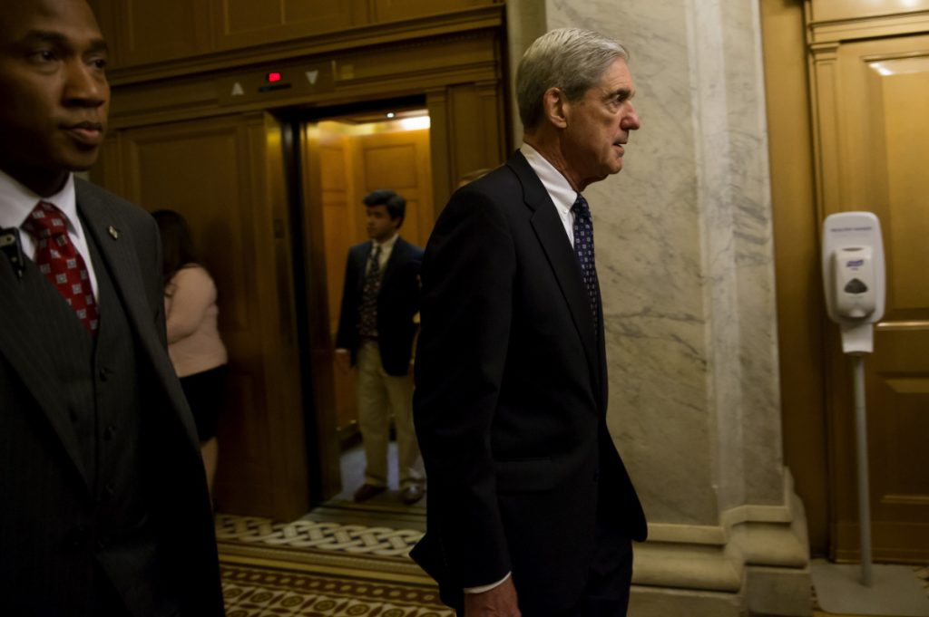 The U.S. Supreme Court on Tuesday ruled against an unnamed foreign company that is fighting a subpoena from Special Counsel Robert Mueller's investigators.