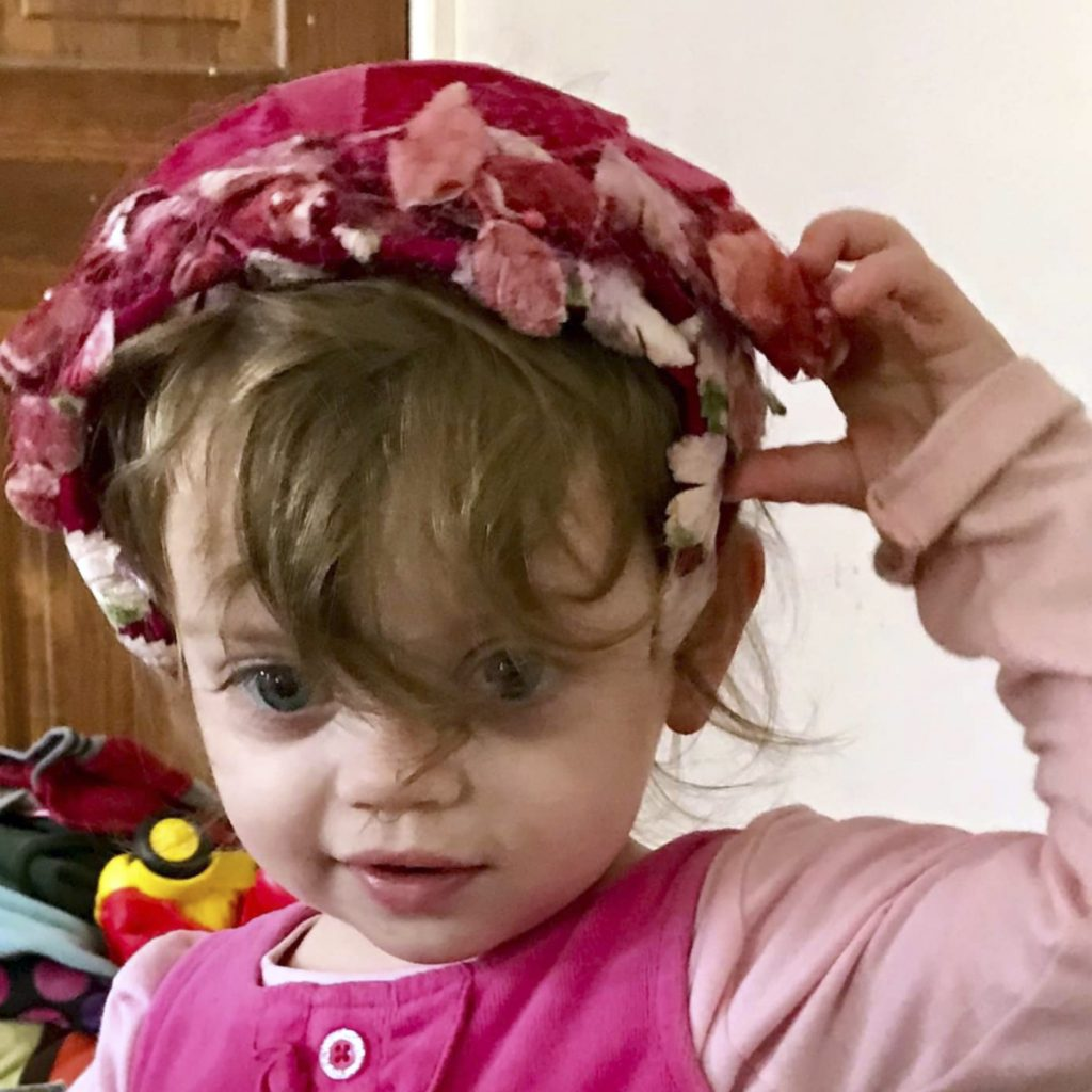 Sofia Van Schoick was found dead outside her house in sub-zero weather early Monday in Newport, N.H. She was 2 years old.