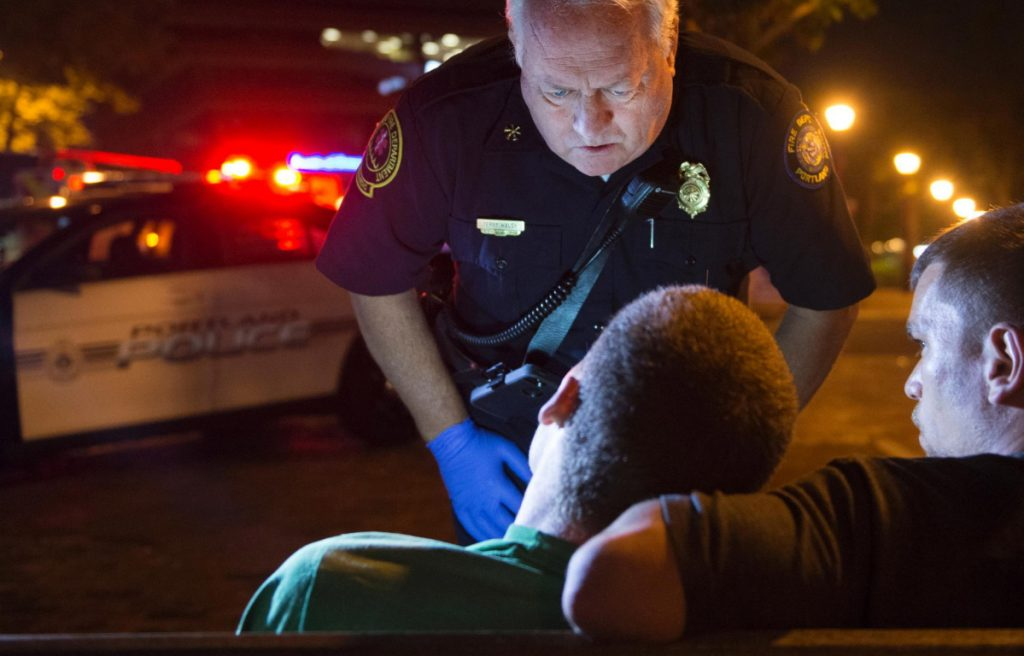First responders are part of the solution to the state's opioid crisis, but they can't do it on their own.
