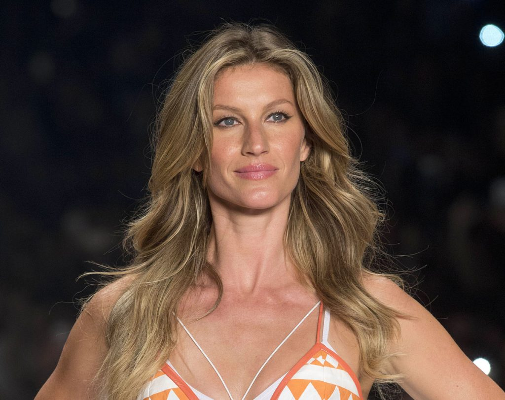 Gisele Bundchen fears Brazil is failing to practice sustainable develop- ment in the Amazon.