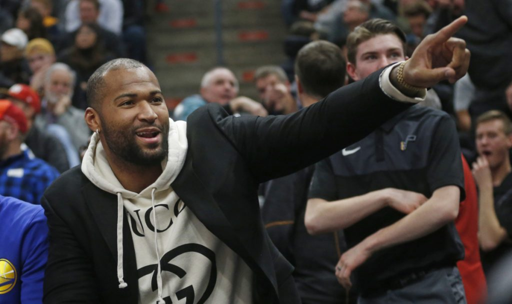 DeMarcus Cousins, who signed with the Golden State Warriors during the summer as a free agent, will make his season debut Friday night against the Clippers at Los Angeles. The Warriors have the best record in the Western Conference.