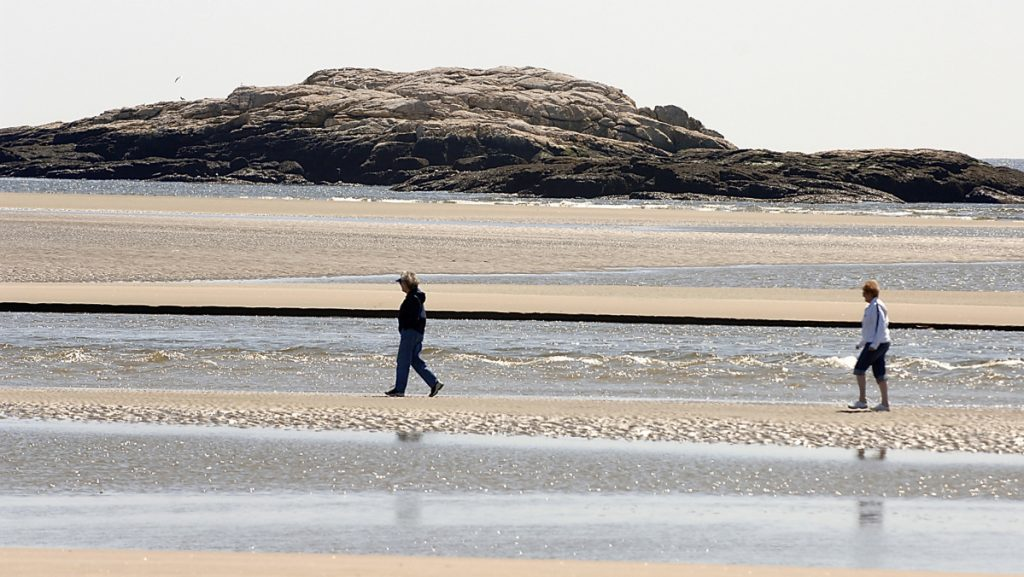 Popham Beach State Park in Phippsburg saw a 12.7 percent increase in visitors last year, a total of 187,184 people. Maine's efforts to improve infrastructure and facilities helped draw nearly 3 million to its 48 parks.