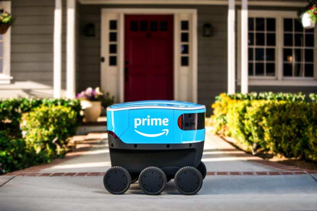 """Amazon Scout"" will use robots the size of a cooler to deliver packages, but logistical obstacles abound."