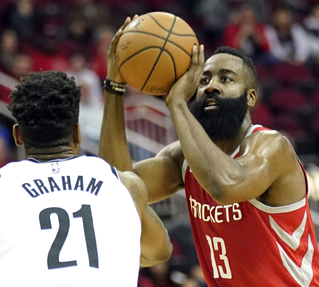 Houston Rockets 3rd Quarter Stats: Commentary: It's Been Harden, Unassisted, For The Houston