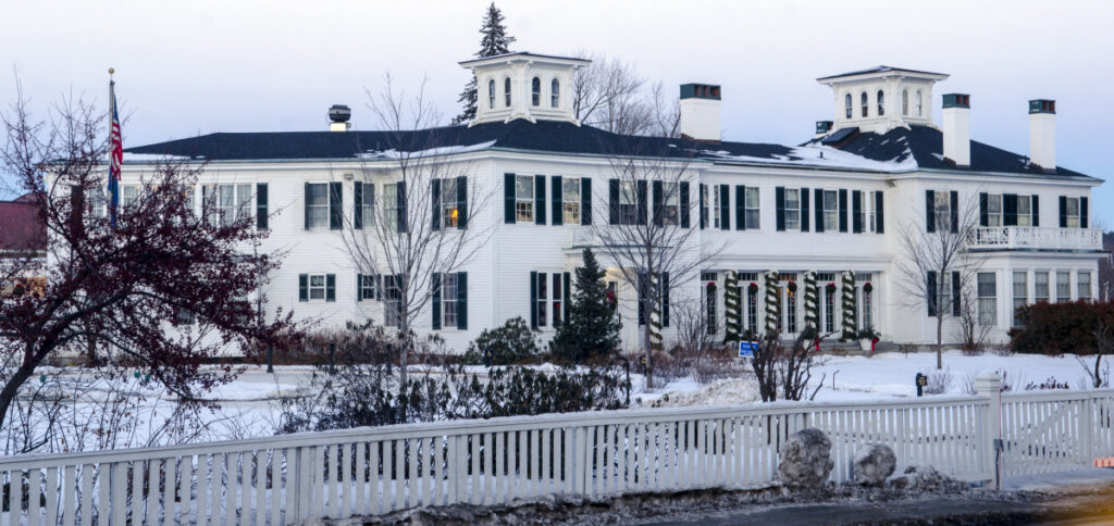 "The Mills administration is seeking bids to install solar panels on the Blaine House in Augusta. ""These actions will create good-paying jobs, preserve our environment, and welcome young people o build a green future here in Maine,"" Mills said during her inauguration speech."