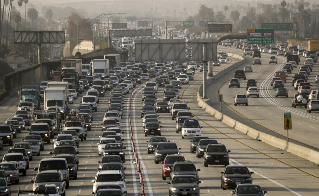 For nearly five years, the 110 Freeway's carpool lanes have been open to solo drivers who want to avoid bumper-to-bumper traffic. But that privilege comes at a price.