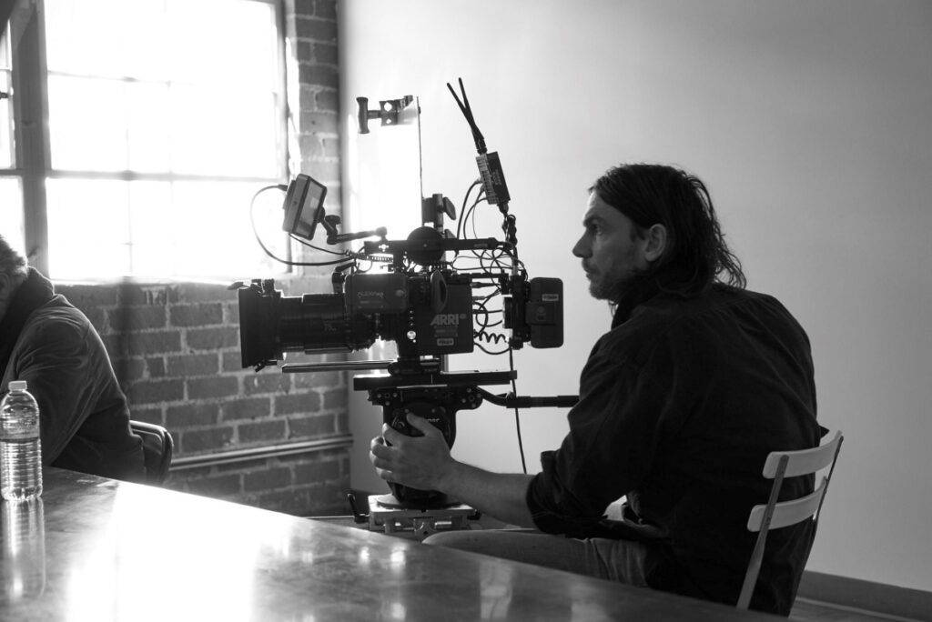 "Filmmaker John Barr, who grew up in Maine and spent summers exploring around the Allagash River, will be in the Bethel area in March to make the crime thriller movie ""Allagash."""