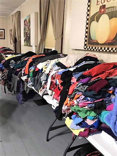 Saco Grange To Host Free Clothing Giveaway This Weekend Journal
