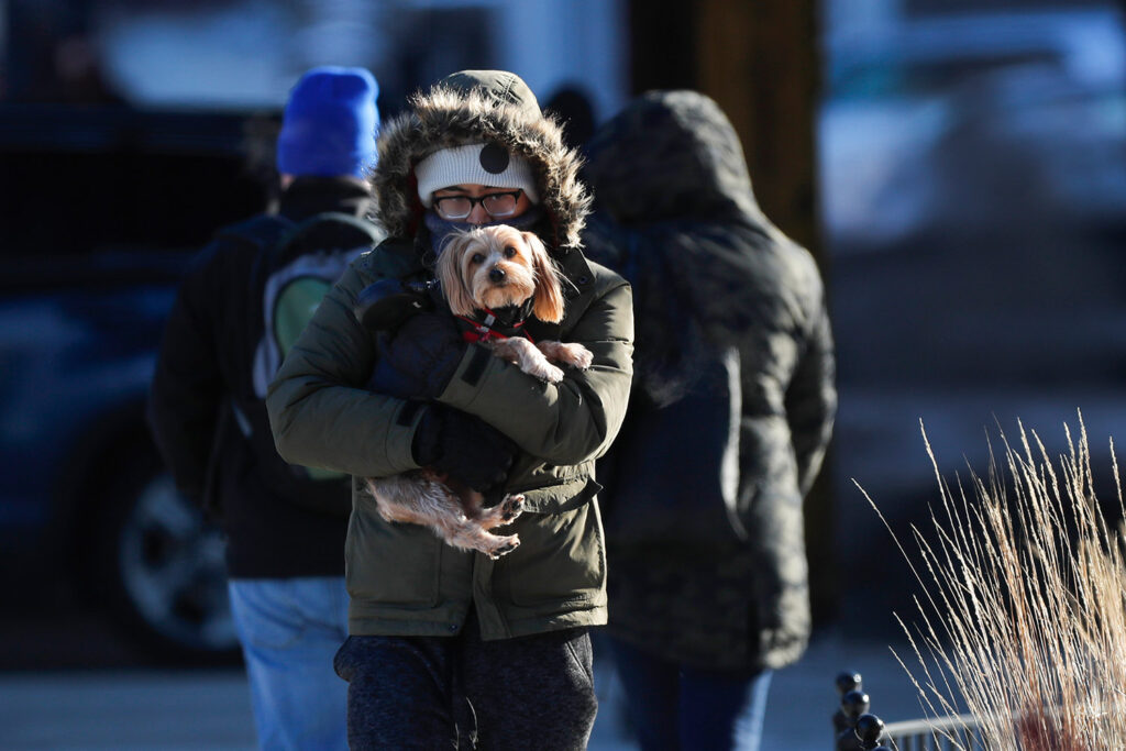 Below-freezing temps to hit 75% of USA residents