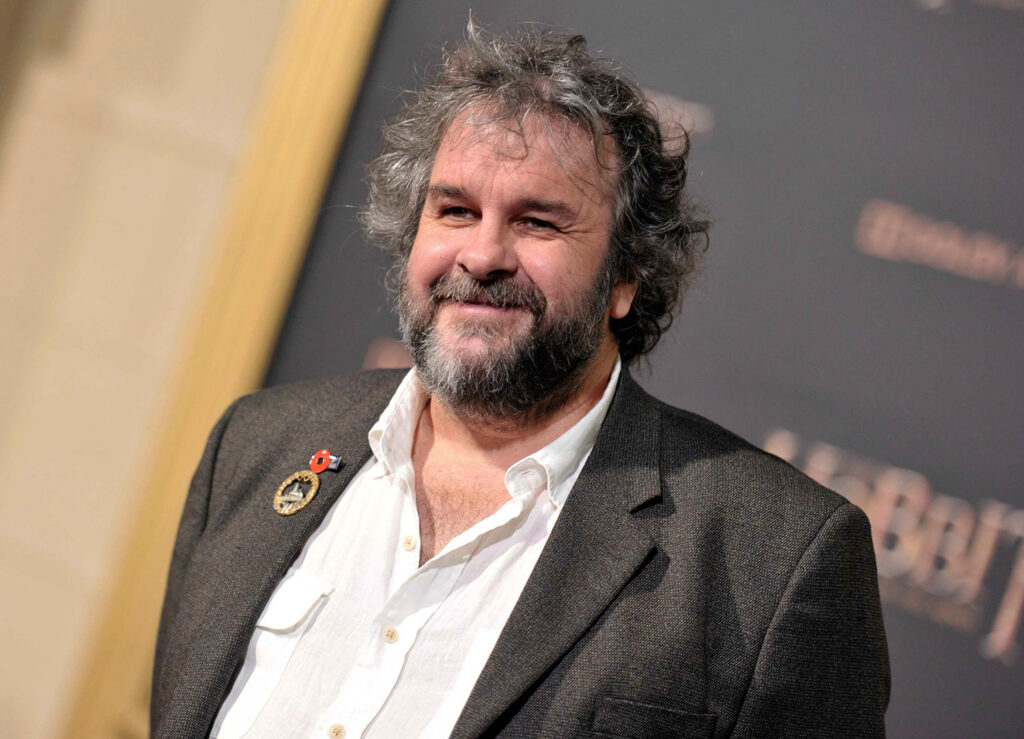 "Writer/director/producer Peter Jackson announced Wednesday that he is making a Beatles' farewell documentary, ""Let It Be,"" out of some 55 hours of footage, shot in January 1969, that has never been seen by the public."