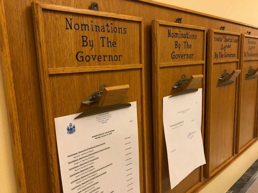 Few of Gov. Janet Mills' nominees to lead state departments have, to date, generated much controversy.