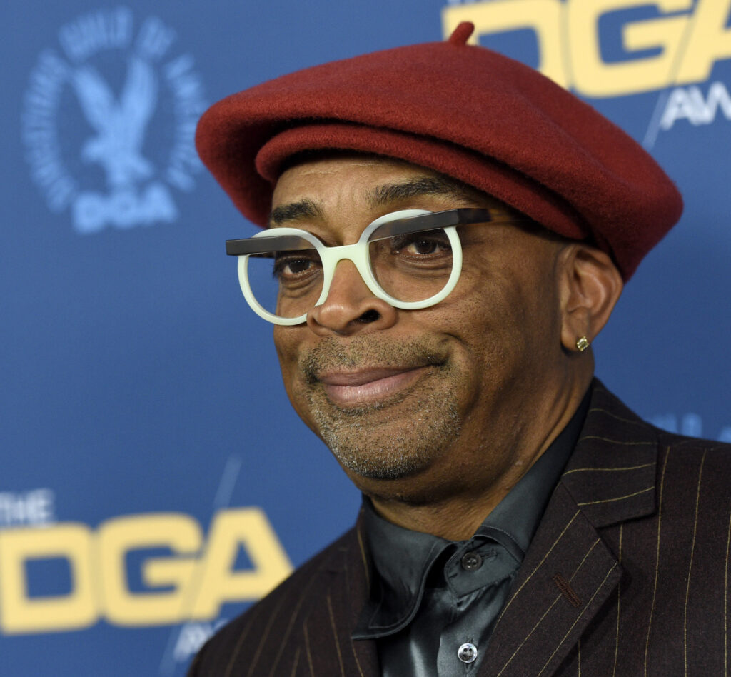 """Reacting to offensive designs using blackface, director Spike Lee advised a pair of Italian fashion houses to """"wake up."""""""