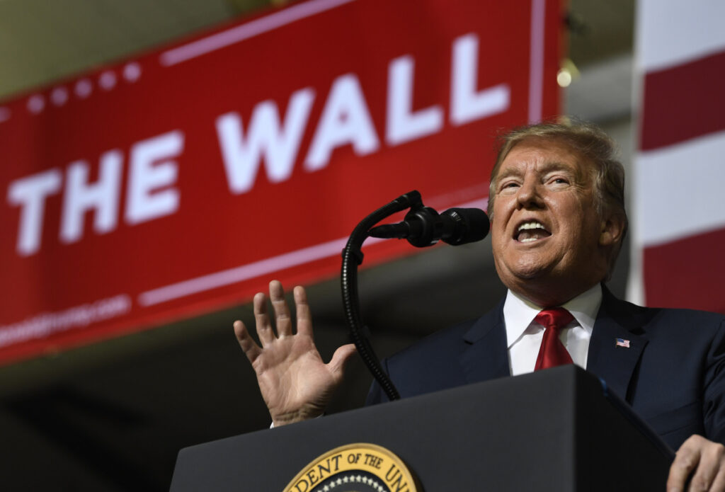 While President Trump can attract attention, the impasse over a proposed wall at the southern border has demonstrated that he lacks the ability to persuade others to accept his ideas.