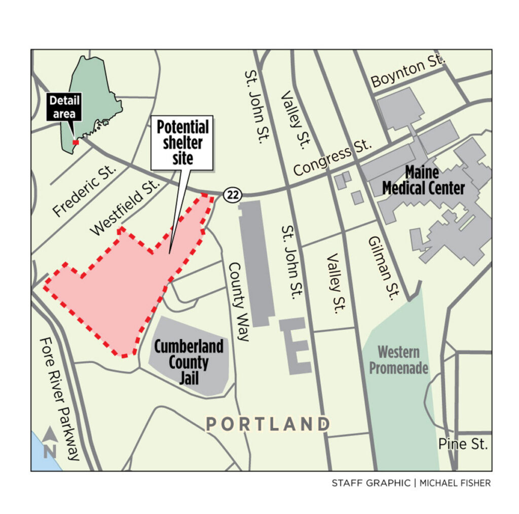 State Land Near Jail Stands Out Among Sites For New