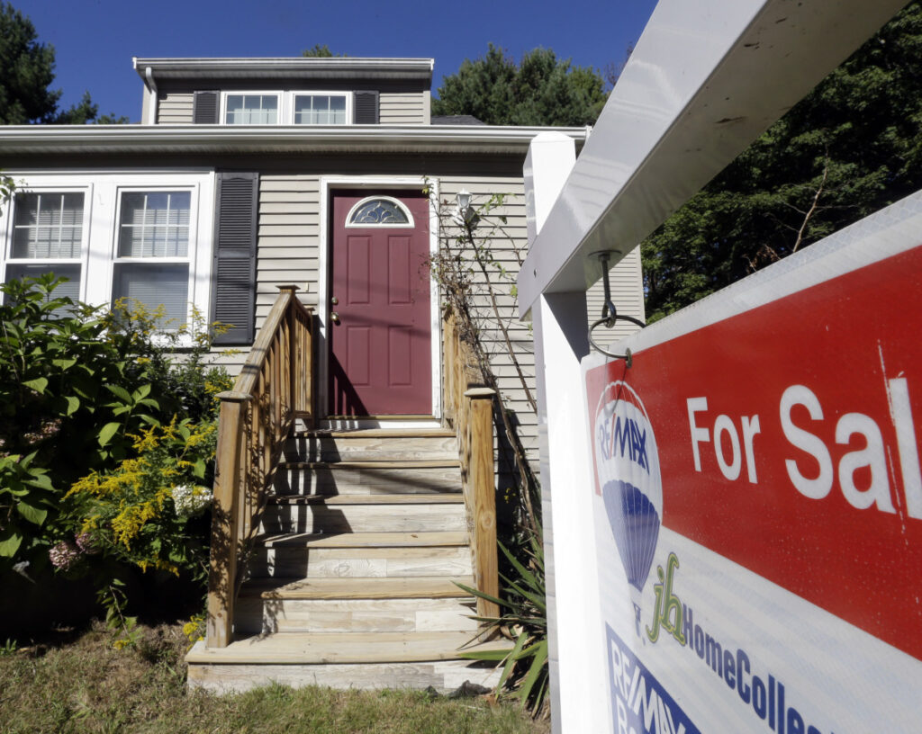 Maine home sales have been trending downward for the past several months following a period of record sales growth.