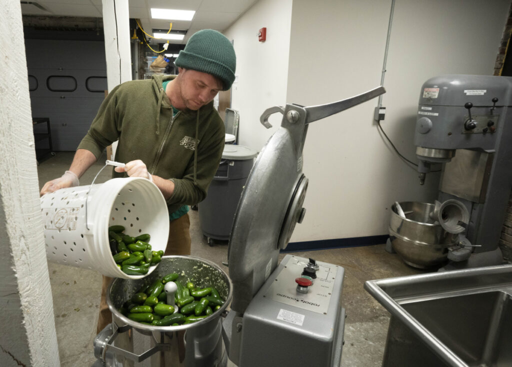 Hot sauce heats up in southern Maine kitchens - CentralMaine com
