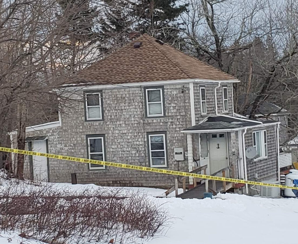 Helen Carver was slain at her home at 20 S. Shore Drive in Owls Head, according to the Maine Department of Public Safety.