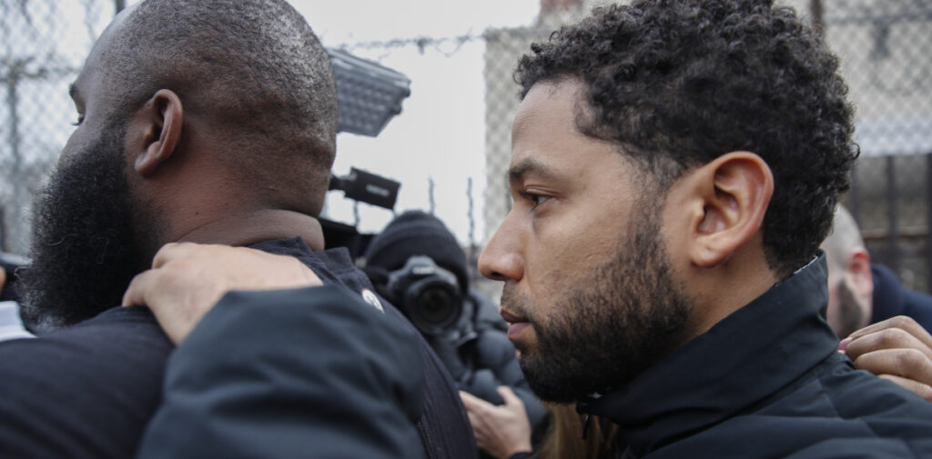 "To boost his career, ""Empire"" actor Jussie Smollett hired two men to carry out a fake attack on him, according to police."