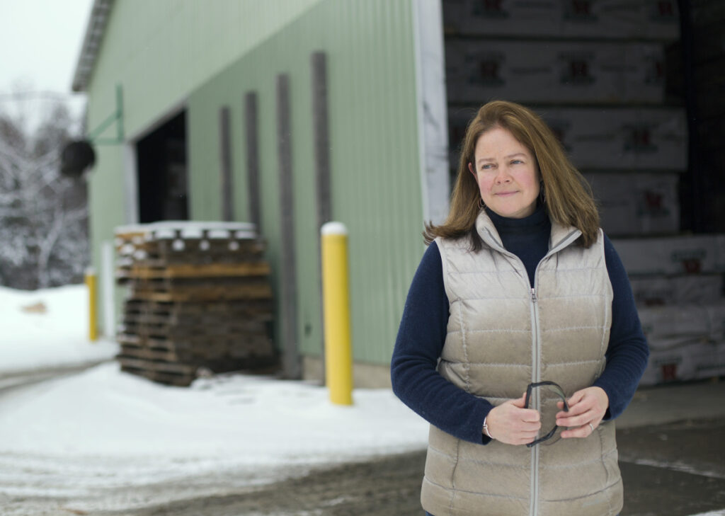 "Catherine Robbins-Halsted of Robbins Lumber in Searsmont saw ""a horrific difference"" in the prices of cancer treatments for a worker's wife. A procedure in Belfast was a shorter drive, but twice as expensive as in Topsham."
