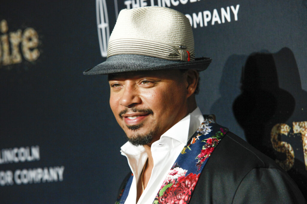 """""""All your lil homies got you ... We love the hell outta you,"""" Terrence Howard tells Jussie Smollett in a post."""