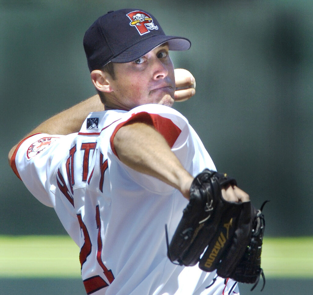 Tommy Hottovy, who made 72 appearances with the Portland Sea Dogs, bounced around baseball but learned. A lot. And now he's a valued pitching coach.