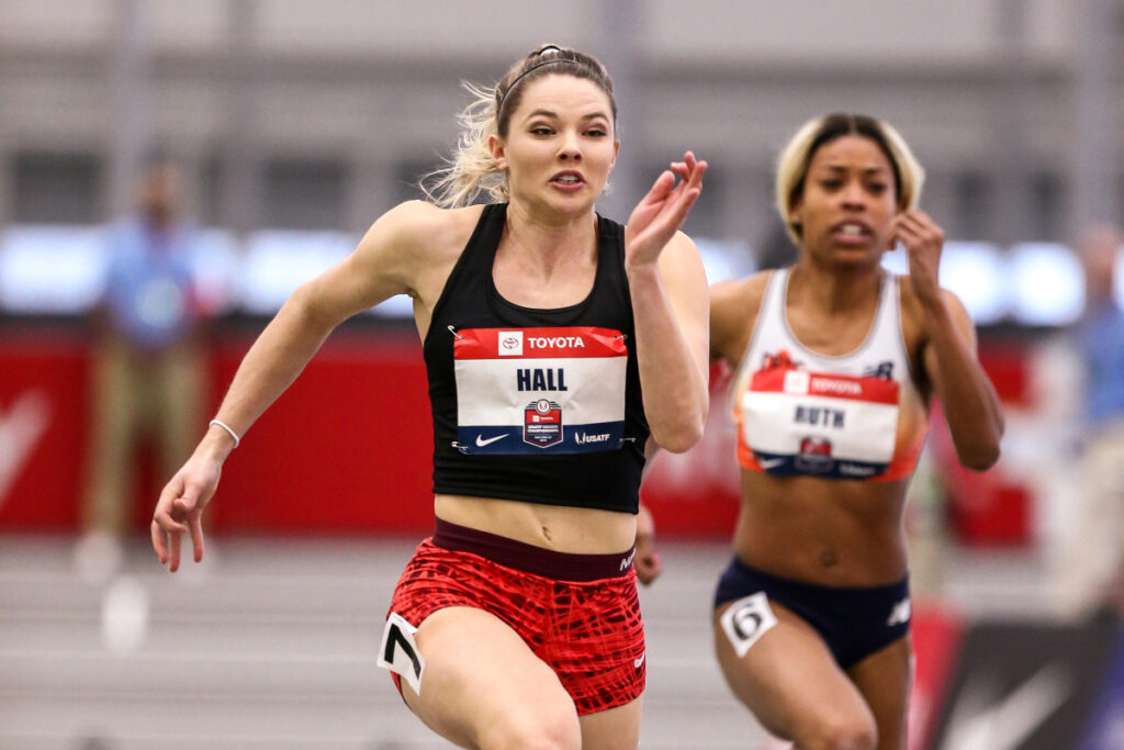 USATF Indoor Track and Field Championships held at Ocean Breeze Athletic Complex in Staten Island, New York on February 22-24, 2019;