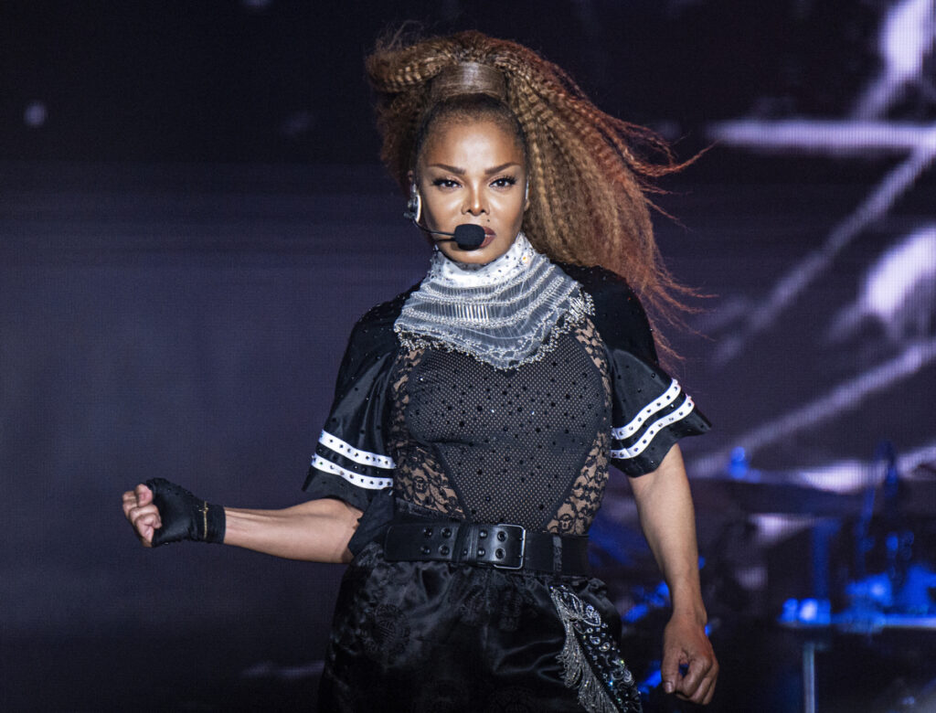 Janet Jackson performs at the 2018 Essence Festival in New Orleans on July 8. Jackson announced Tuesday that she's launching a residency in Las Vegas later this year. (Photo by Amy Harris/Invision/AP, File)