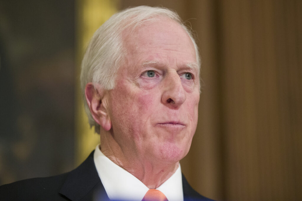 U.S. Rep. Mike Thompson, D-Calif., introduced bipartisan legislation to expand background checks for sales and transfers of firearms in January. The Democratic-controlled House on Wednesday approved the measure, the first major gun control legislation considered by Congress in nearly 25 years.