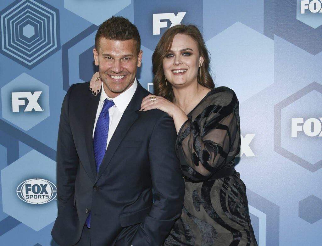 "David Boreanaz and Emily Deschanel, the stars of ""Bones"" from 2005 through 2017, sued Fox in 2015, saying it denied them profits by licensing the show to Fox's TV division and to Hulu for below-market rates.  An arbitrator has ordered 21st Century Fox to pay $179 million in the dispute."