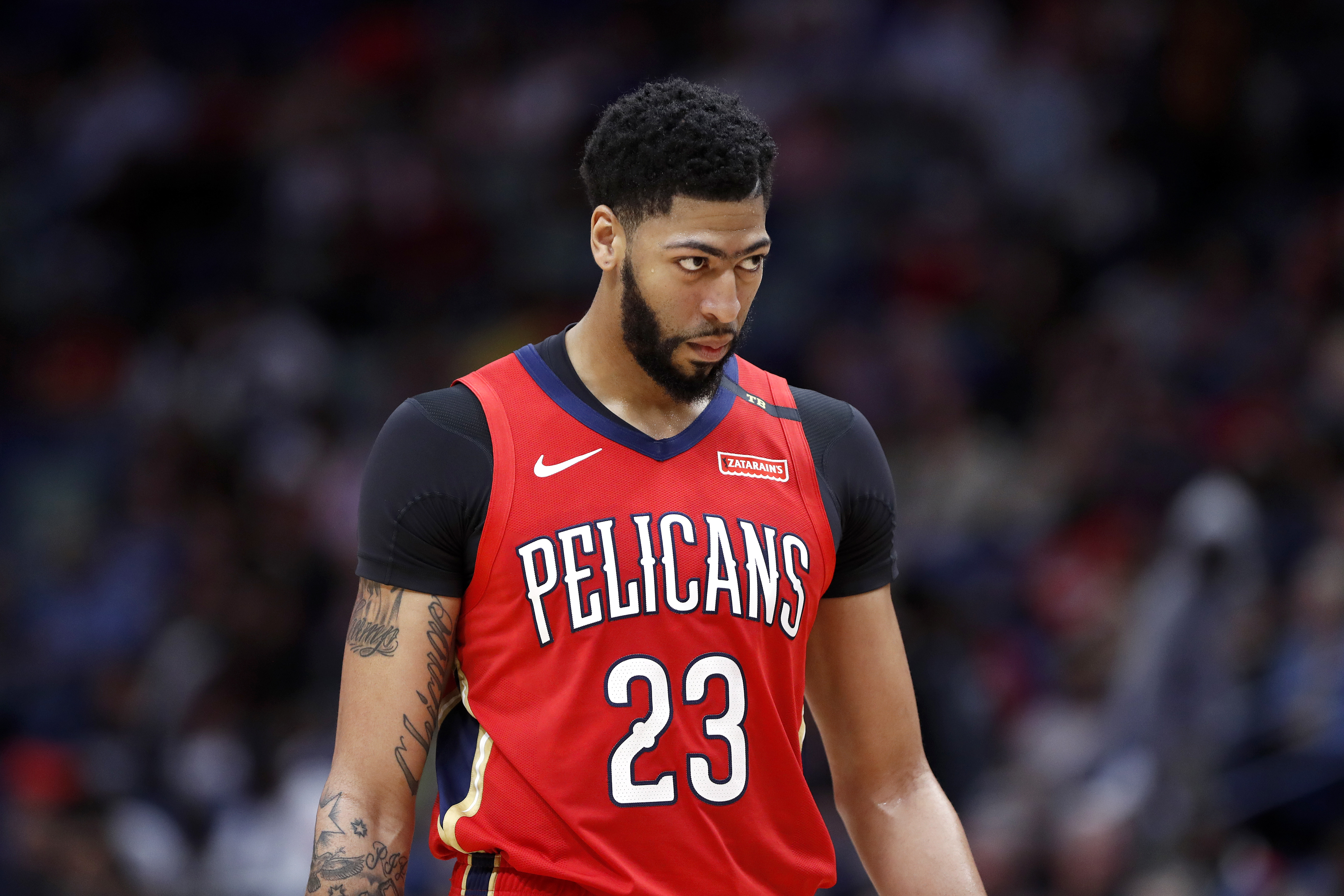 Saturday s NBA notebook  Davis says Celtics are on his list of trade  destinations. Anthony Davis says he will play for any team other ... f36d39c07