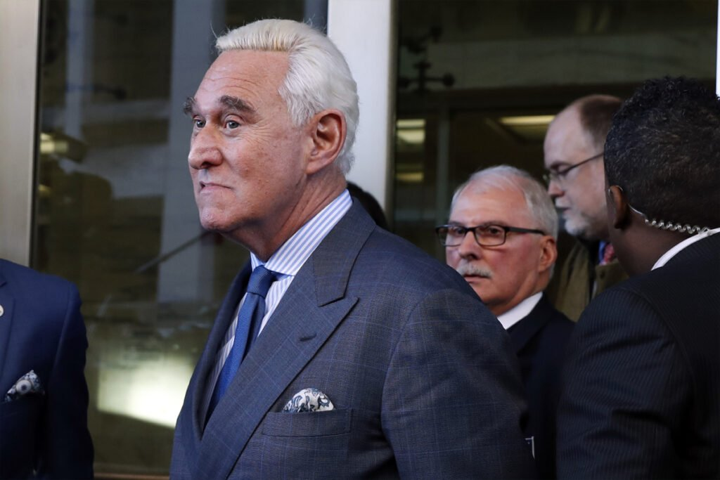 Roger Stone May Have Violated Gag Order in Sunday Instagram Post