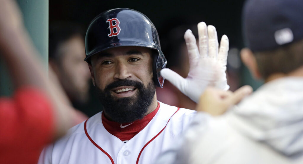 41010364f92 Sandy Leon has been with Boston since the end of the 2015 season after a  trade