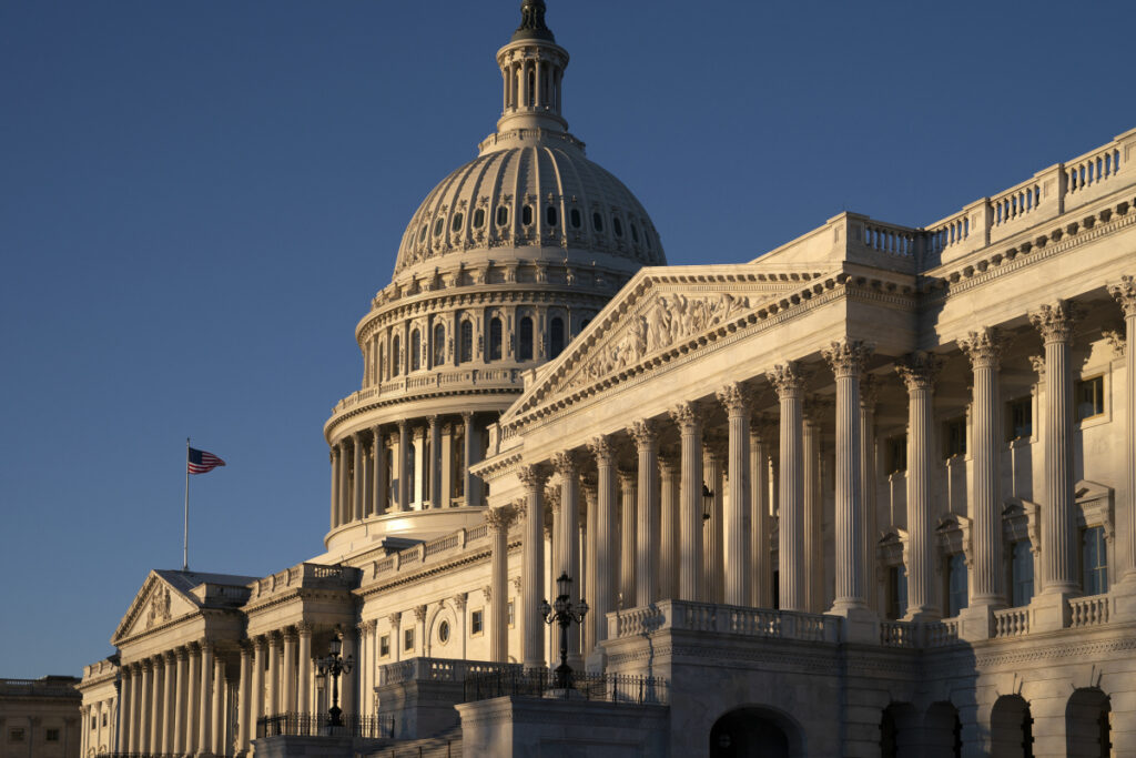 Congress and the Trump administration are likely facing a budget battle, as the Treasury Department reports that the federal deficit ballooned in the first four months of the fiscal year.