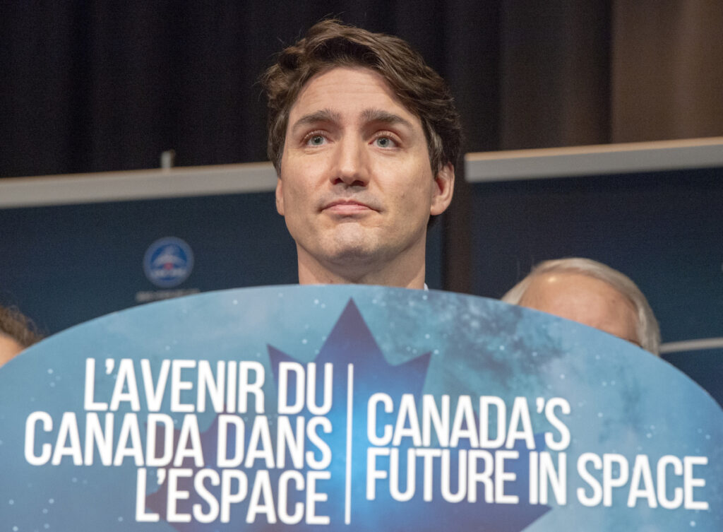 Canada's Prime Minister Justin Trudeau has been accused of intervening in the prosecution of engineering company SNC-Lavalin.