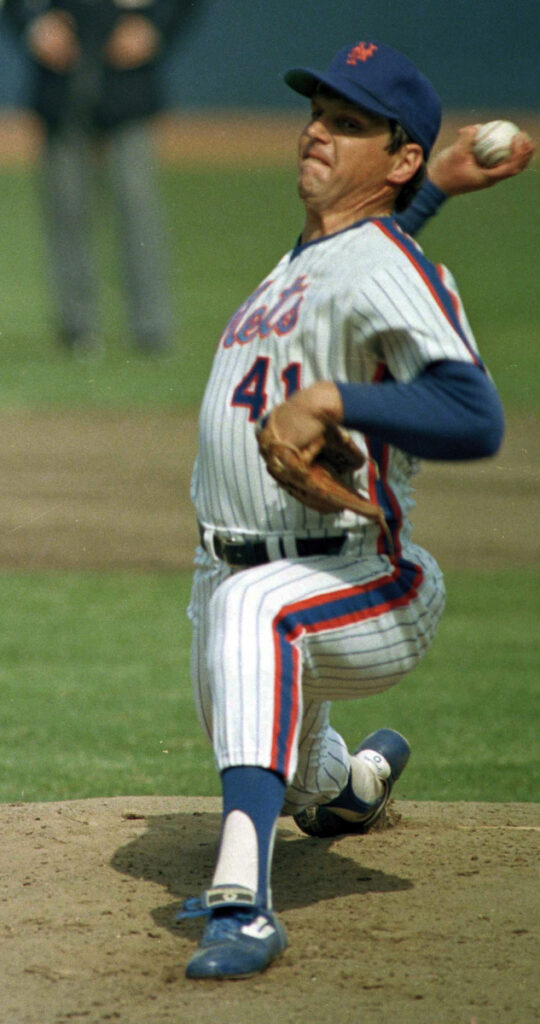 Tom Seaver, who won 311 games during his Hall of Fame career, has been diagnosed with dementia at age 74.