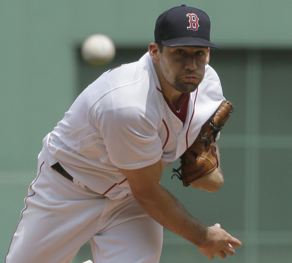 Nathan Eovaldi delivered a performance for the ages in Game 3 of the World Series, even if it was a Boston loss. It was a risk to take the ball so often in the playoffs for a pitcher who has undergone Tommy John surgery twice, but the risk paid off in a four-year contract from the Sox.