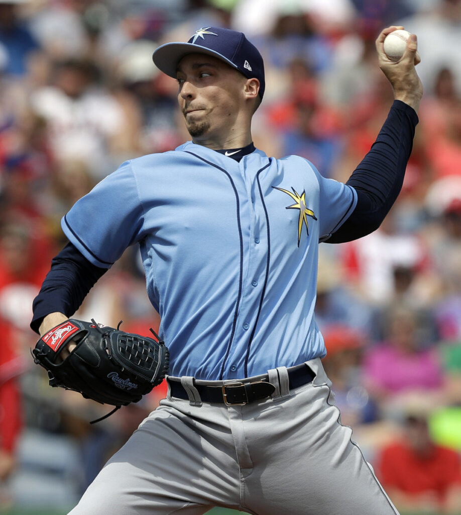 Blake Snell had enough on his mind Monday pitching against Bryce Harper and the Philadelphia Phillies. The Rays' ace didn't want to discuss his tiny raise.