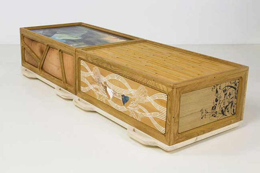 "Tim Wigmore, ""Art Box Casket"""