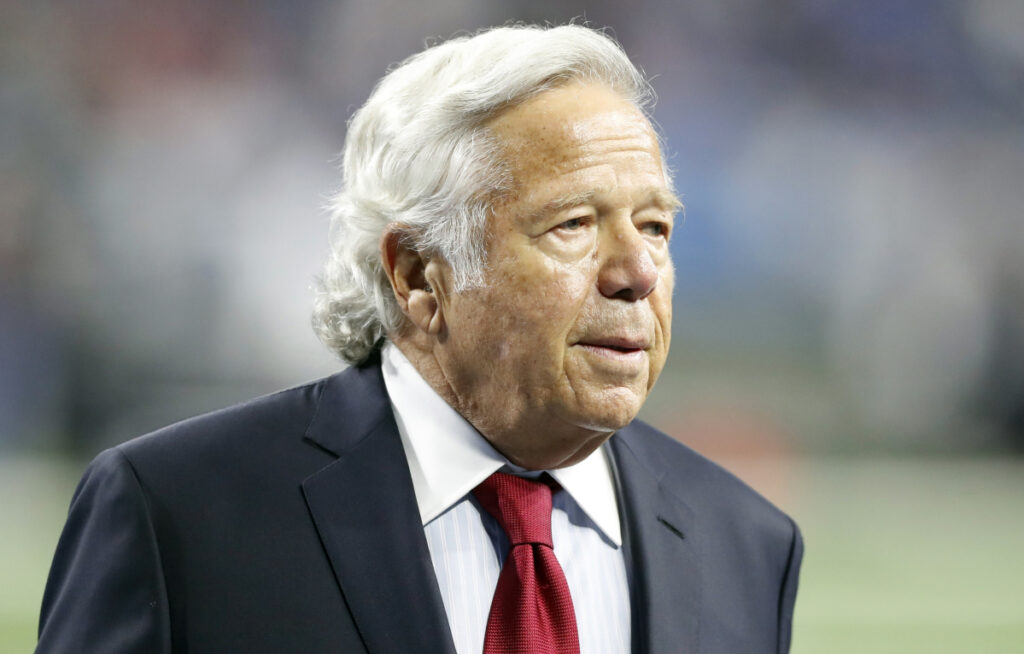 New England Patriots owner Robert Kraft has pleaded not guilty to two counts of misdemeanor solicitation of prostitution and is requesting a non-jury trial.