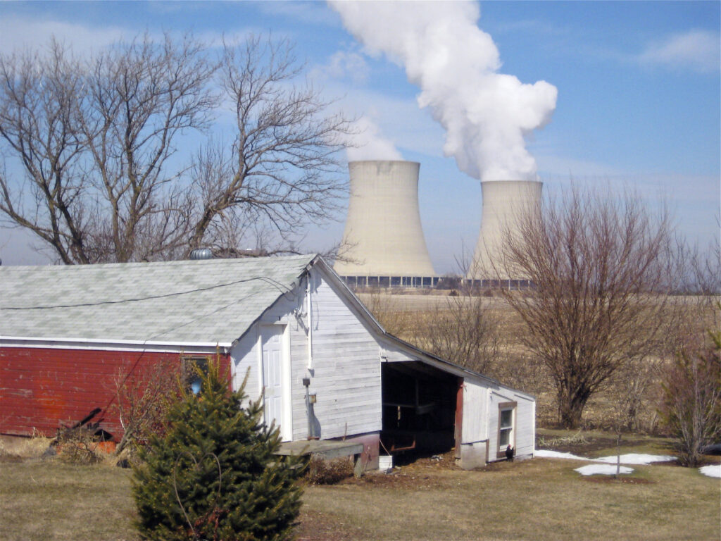 Steam billows from Exelon Corp.'s nuclear plant in Byron, Ill. The industry is asking the Trump administration to ease up on some inspections and regulations it considers burdensome.