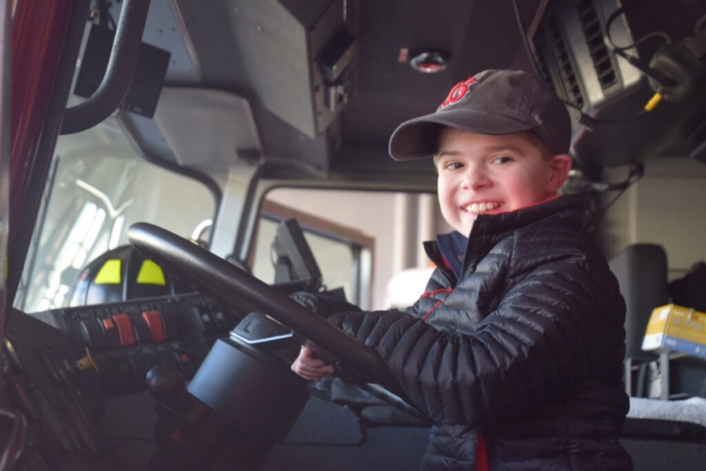 The Muscular Dystrophy Association has appointed 10-year-old Evan Riley to serve as its state ambassador for a third term. Photo courtesy Esther Palmieri
