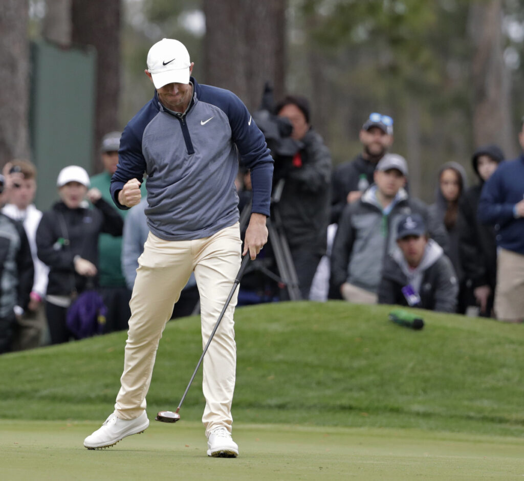 Rory McIlroy wins Players Championship by one stroke