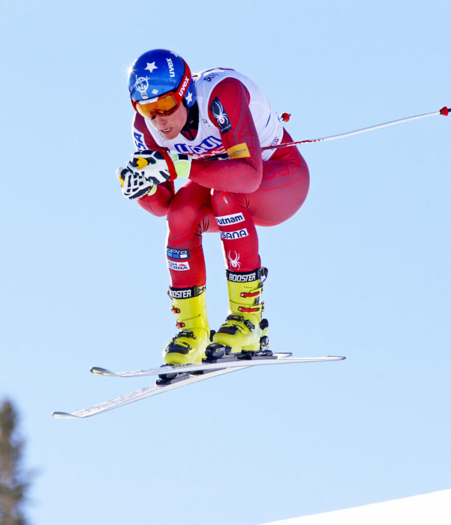Sam Morse, who grew up in Carrabassett Valley and is sponsored in Europe by Sugarloaf, had four top-10 finishes in Europa Cup races this season while competing with the United States B team.